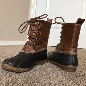 Esprit Shoes | Tj Maxx Duck Boots